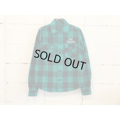 画像1: TMT PIECE DYED BUFFALO CHECK SHIRTS