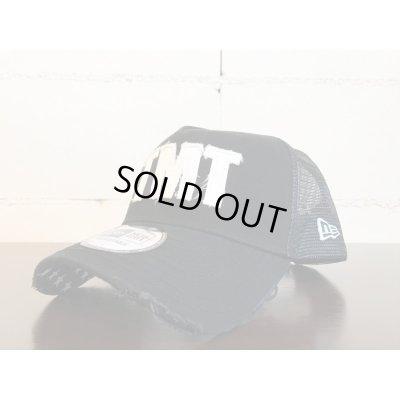 画像1: TMT 940 BLACK DENIM MESH CAP (TMT)
