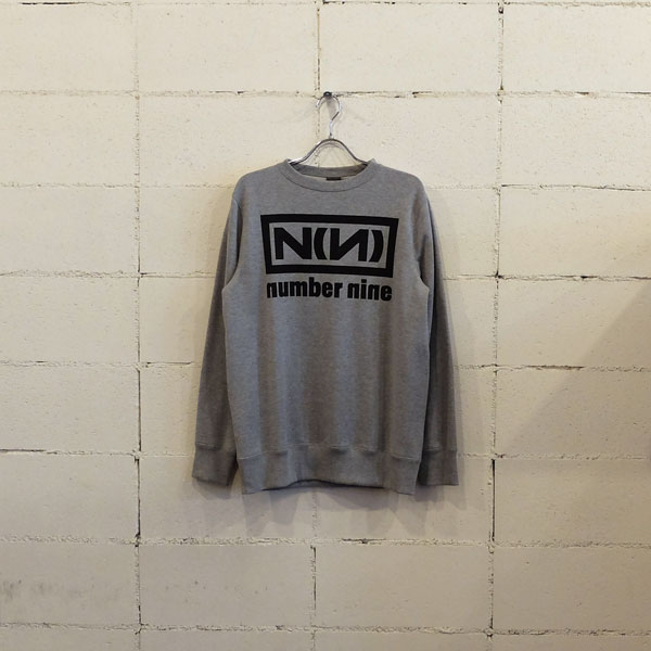 画像1: NUMBER (N)INE SWEAT SHIRTS_N(N)