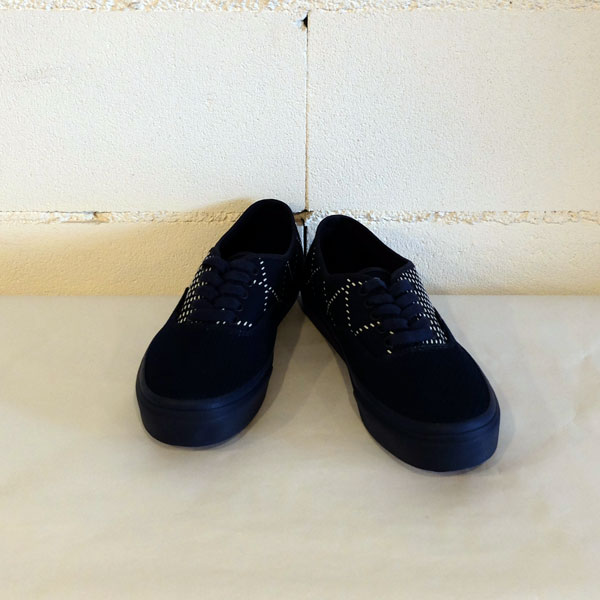 画像1: FDMTL VANS THE NAVY AUTHENTIC