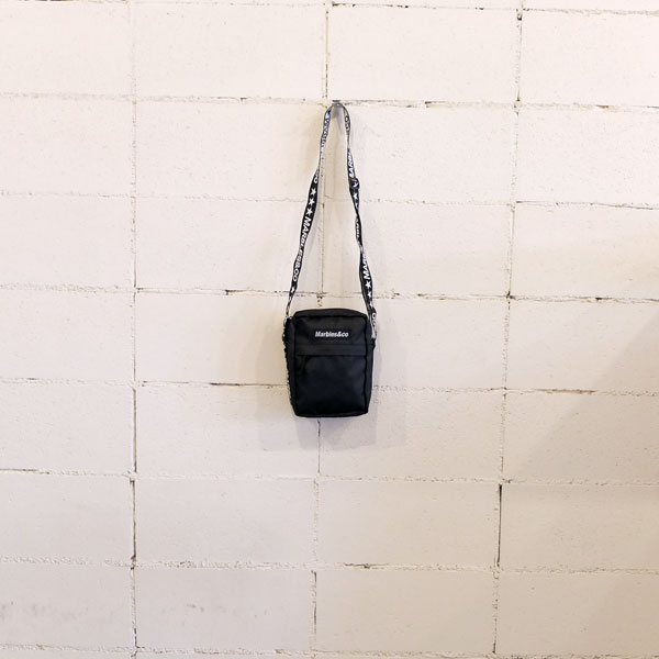 画像1: MARBLES SHOULDER BAG