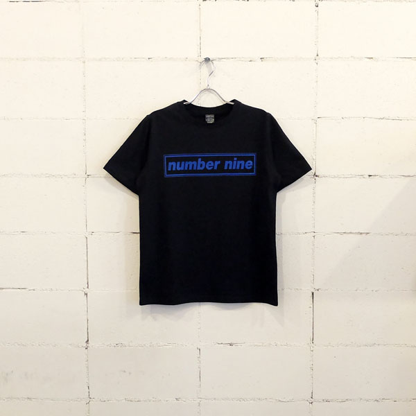 画像1: NUMBER (N)INE BOX LOGO_T-SHIRT