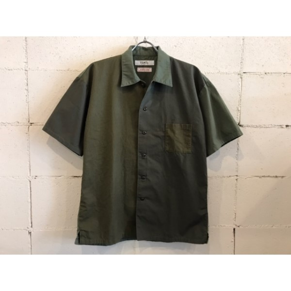 画像1: FDMTL DROP SHOULDER SHIRT