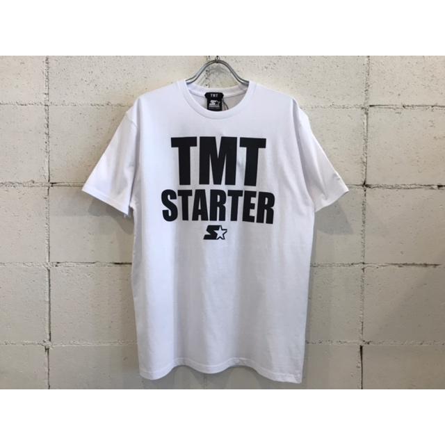 画像1: TMT  STARTER BLACK LABEL×TMT COLLABORATION TEE