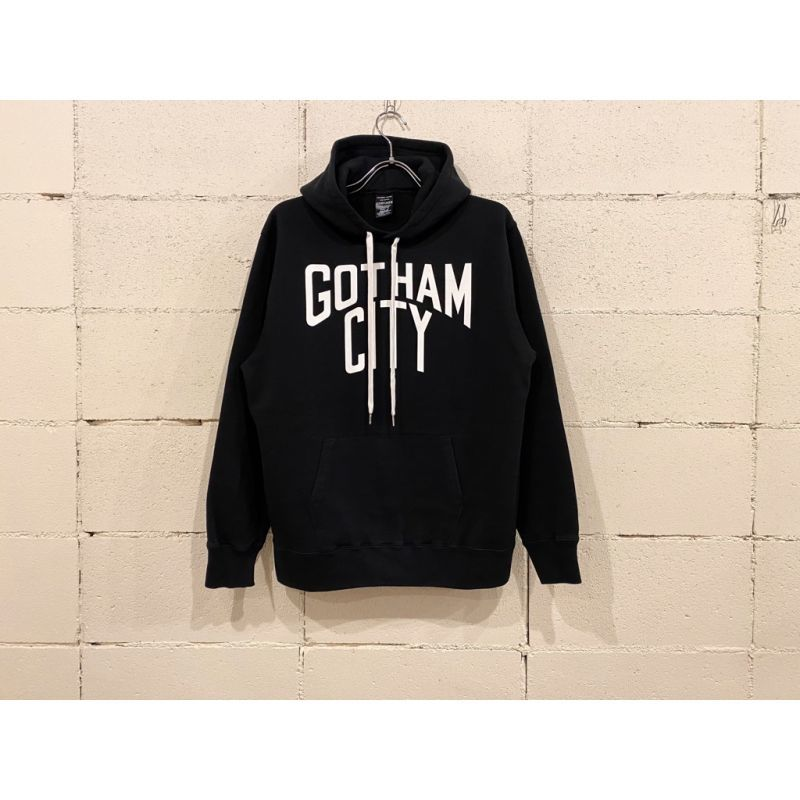 画像1: NUMBER (N)INE GOTHAM CITY_HOODY SWEAT SHIRT